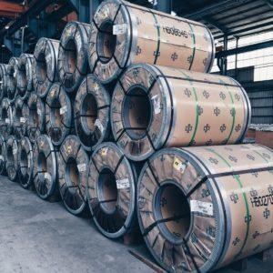 Galvannealed Steel Coil